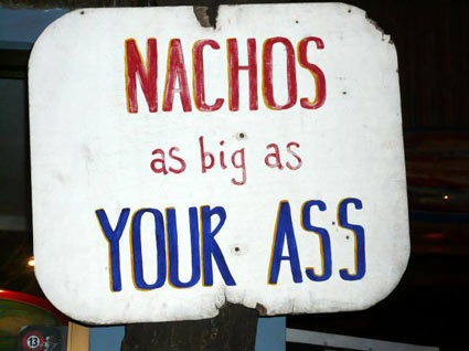 Ass Nachos