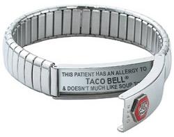 Diabetic Medical Bracelets - Medical Alert Bracelets
